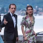 Gad Elmaleh et Charlotte Casiraghi, beaux et amoureux pour un mariage grandiose