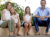 Letizia et Felipe VI d'Espagne : Cool et tendres avec Leonor et Sofia à Marivent