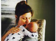 Tiffani Thiessen : Aussi gaga que son mari de leur craquant bébé, Holt