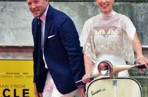 Guy Ritchie et sa belle Jacqui : Deux jeunes mariés