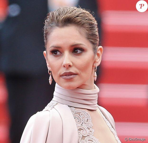 Cheryl Cole - People au 68 ème festival du film de Cannes le 15 mai 2015