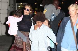Seal : Il présente Erica à son ex Heidi Klum et à leurs enfants !
