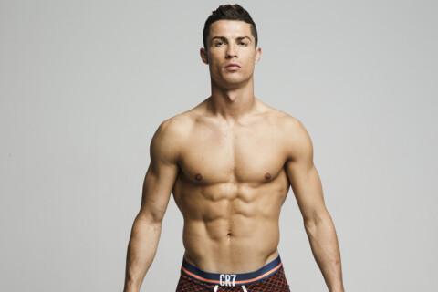 Cristiano Ronaldo en caleçon : Ses photos non retouchées pour sa marque