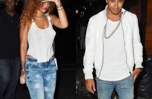 Rihanna et Lewis Hamilton : Suite du flirt à New York, après la Barbade