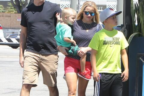 Reese Witherspoon : Maman stylée avec Deacon et Tennessee, la star s'épanouit