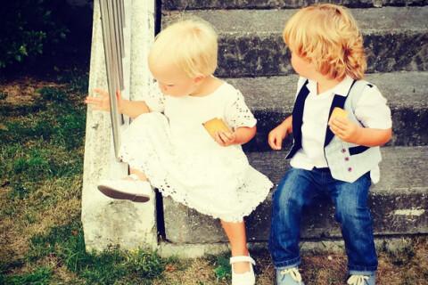 Elodie Gossuin : Ses jumeaux Joséphine et Léonard ont bien grandi !