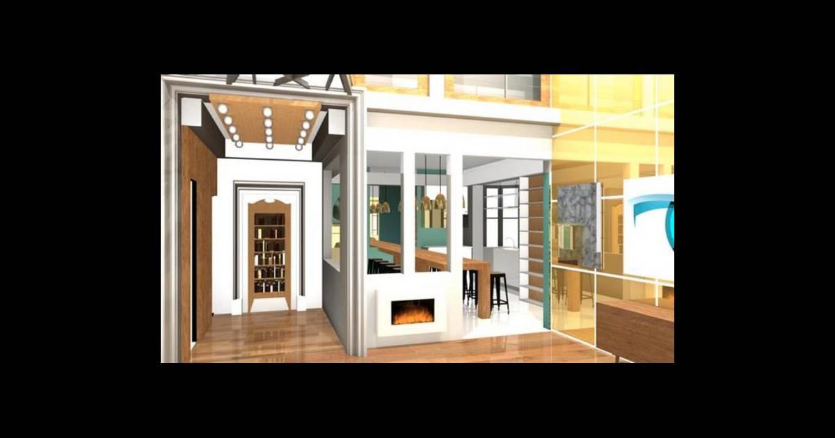 Secret story 9 d couvrez la nouvelle maison des secrets en 3d - Ou se trouve la maison de secret story ...