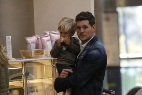 """Michael Bublé, Noah brûlé et hospitalisé: """"Ils envisageaient une greffe de peau"""""""