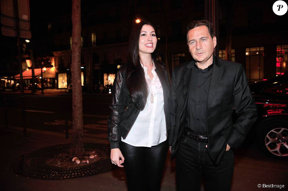 eric besson et son ex femme yasmine tordjman concert de carla bruni l 39 olympia paris le 11. Black Bedroom Furniture Sets. Home Design Ideas