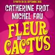 Fleur de cactus , au Théâtre Antoine à partir du 25 septembre 2015.