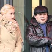 Diego Maradona accuse son ex-femme Claudia de lui avoir volé des millions...