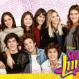 Disney Channel a mis en ligne une photo du casting de sa nouvelle série événement Soy Luna / août 2015