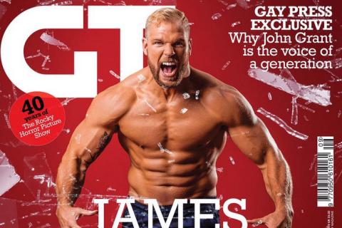 James Haskell, rugbyman et icône gay : Son coup de gueule contre l'homophobie