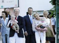 Albert et Charlene de Monaco : Pique-nique surprise pour Jacques et Gabriella