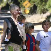 Gwen Stefani en plein divorce : Elle remplace son alliance par un bijou stylé !