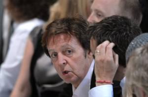 REPORTAGE PHOTOS : Paul McCartney, un vrai papa tout en discrétion...