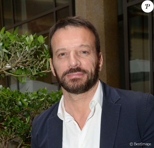 Exclusif - Samuel Le Bihan à Paris le 24 juin 2015.