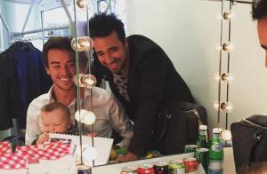 Alex Goude et son compagnon Romain : Leur fils Elliot ovationné par le public !