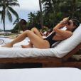 """""""Photo de Kylie Jenner au Mexique publiée le 14 août 2015."""""""