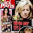 Le magazine Ici Paris du 9 septembre 2015