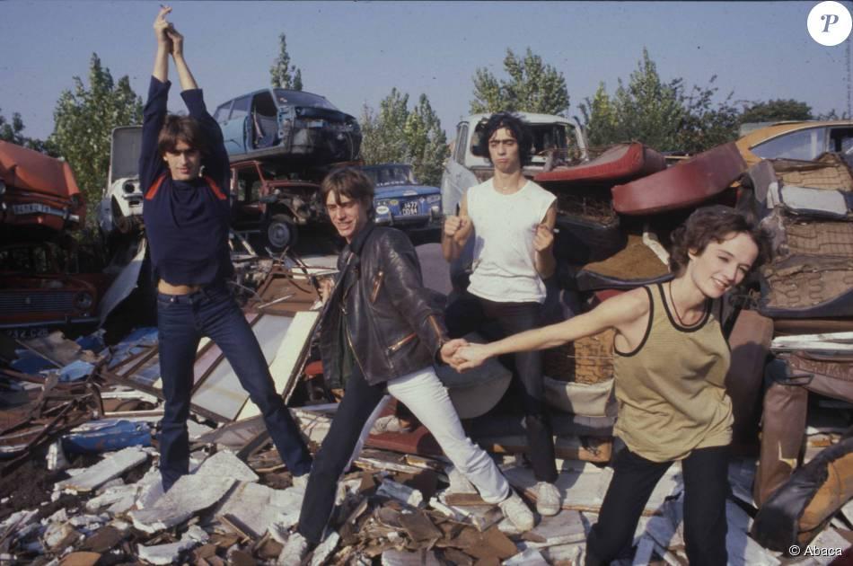 rock groupe français
