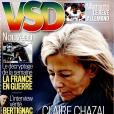 VSD en kiosques le 10 septembre 2015.
