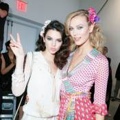 Kendall Jenner, Kate Upton et Karlie Kloss : Défilé de top à la Fashion Week