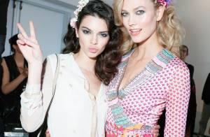 Kendall Jenner, Kate Upton et Karlie Kloss : Défilé de top à la Fashion Week