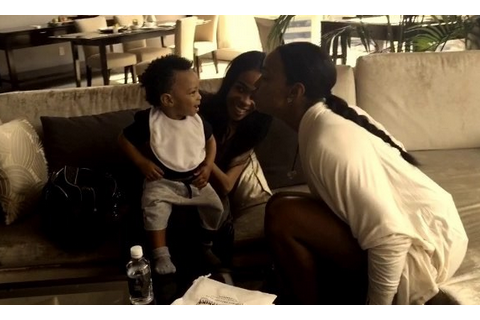 Kelly Rowland unit sa voix à Michelle Williams pour son fils, l'adorable Titan