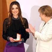 Rania de Jordanie : Honorée d'un prix à Berlin, la reine marque les esprits