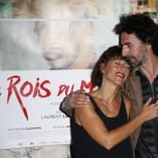 Romane Bohringer, radieuse et bronzée, fête son papa guéri devant Eric Cantona