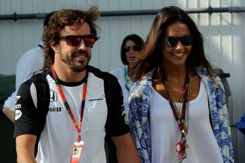 Fernando Alonso, amoureux de Lara Alvarez : Son message romantique à sa belle...