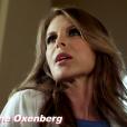 "Catherine Oxenberg dans ""SHARKTOPUS VS. WHALEWOLF"", juillet 2015."