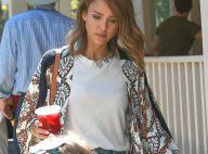 Jessica Alba : Pause gourmande en famille après le tourbillon Honest Beauty