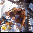 Gianella Marengo, en couple avec l'ex-footballeur Marcelo Salas