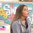 Coralie discute avec Nicolas, dans Secret Story 9