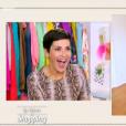 """Cristina Cordula frôle l'attaque devant le look d'un """"sosie"""" de Kylie Minogue dans Les Reines du shopping, le 30 septembre 2015, sur M6"""