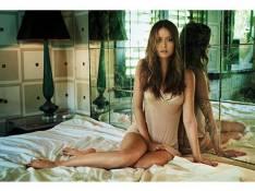 PHOTOS : Summer Glau, la bombe des 'Experts', vous invite... dans son lit !
