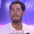 """""""Rémi dans la quotidienne de  Secret Story 9 , le 29 septembre 2015, sur NT1"""""""