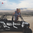 Witney Carson et son amoureux Carson Mcallister se sont fiancés / photo postée sur le compte Instagram de la danseuse.