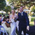 Taylor Cole a épousé Kevin Simshauser le 2 octobre 2015   / photo postée sur la page Instagram d'Alex Murrel