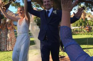 Taylor Cole s'est mariée devant ses copines stars de