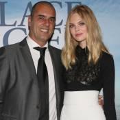 Cédric Pioline avec sa charmante compagne Oxana : Serein avant son nouveau défi