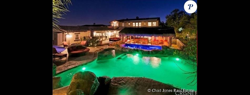 Alfonso Ribeiro s'est offert cette maison pour 2 millions de dollars.