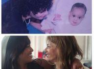 Amel Bent enceinte : Les mots pleins d'amour de la jeune mariée pour sa maman
