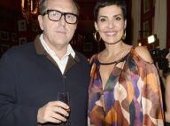 Cristina Cordula et son chéri : Dîner au Fouquet's avec une pléiade de stars !
