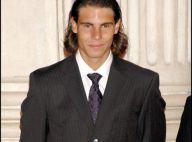 REPORTAGE PHOTOS : Rafael Nadal devient une égérie...