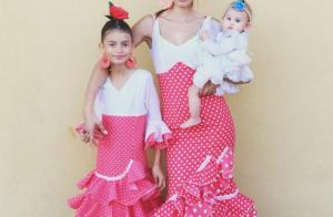 Bianca Balti : Portrait de famille à Marbella, le top rayonne avec ses filles !