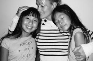 Laeticia Hallyday retrouve ses filles après des semaines de séparation