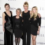 Mélanie Griffith avec sa mère et ses filles Dakota et Stella : Un clan glamour !